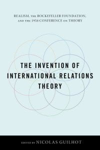 The Invention of International Relations Theory cover