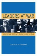 Leaders at War cover