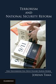 Terrorism and National Security Reform cover