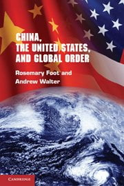 China the United States and Global Order cover