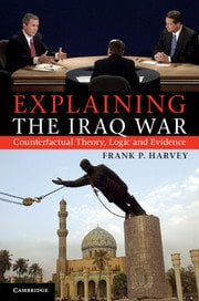 Explaining the Iraq War cover