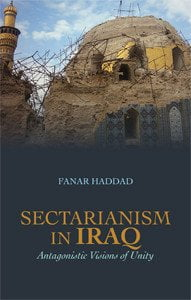 Sectarianism in Iraq cover
