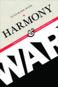 Harmony and War cover