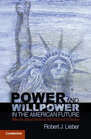 Power and Willpower in the American Future cover