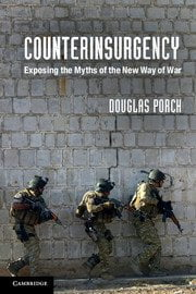 Counterinsurgency cover