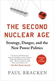 The Second Nuclear Age cover