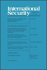Internationl Security cover