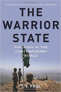The Warrior State cover