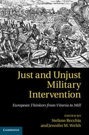 Just and Unjust Military Intervention (cover)