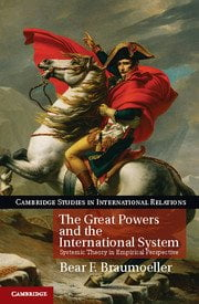 Cover of The Great Powers and the International System