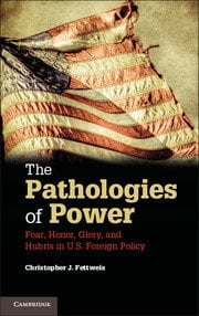 Pathologies of Power cover