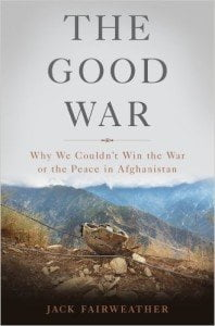 review essay on the good war why we couldn t win the war or  the good war cover