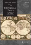 The International History Review cover