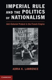 Imperial Rule and the Politics of Nationalism cover