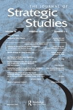 Journal of Strategic Studies cover