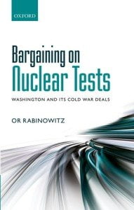 Bargaining on Nuclear Tests cover