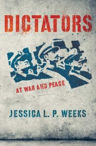 Dictators at War and Peace cover