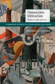 Democratic Militarism cover