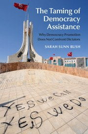 The Taming of Democracy Assistance cover