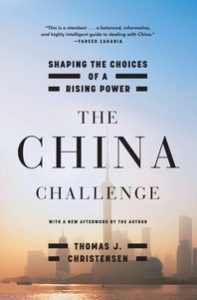 The China Challenge cover