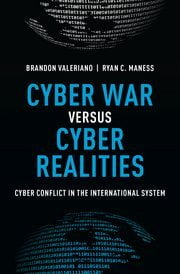Cyber War versus Cyber Realities cover