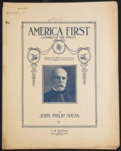 By John Philip Sousa (Library of Congress[1]) [Public domain], via Wikimedia Commons