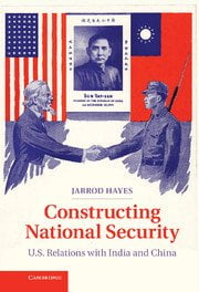 Constructing National Security cover